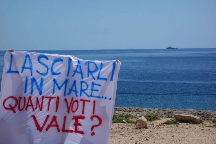 Sea Watch: appelli, raccolte fondi, iniziative politiche e legali e presidi di solidarietà