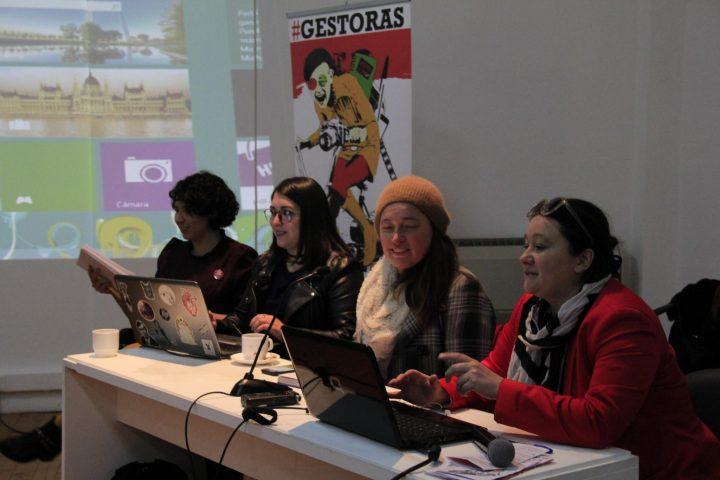 Gestoras en Red, mujeres trabajadoras en cultura y las artes