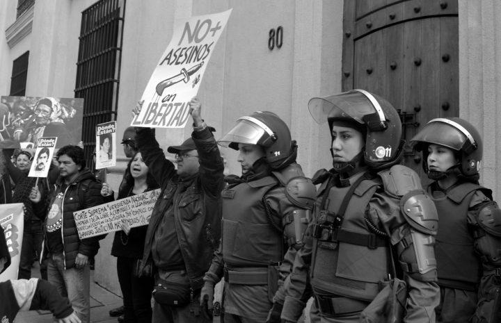 Chile, marcha contra la impunidad de la Corte Suprema
