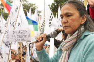 [Argentine] Milagro Sala : La Cour suprême demande le retour à la détention domiciliaire