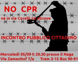 No CPR, no lager! – Incontro pubblico a Milano