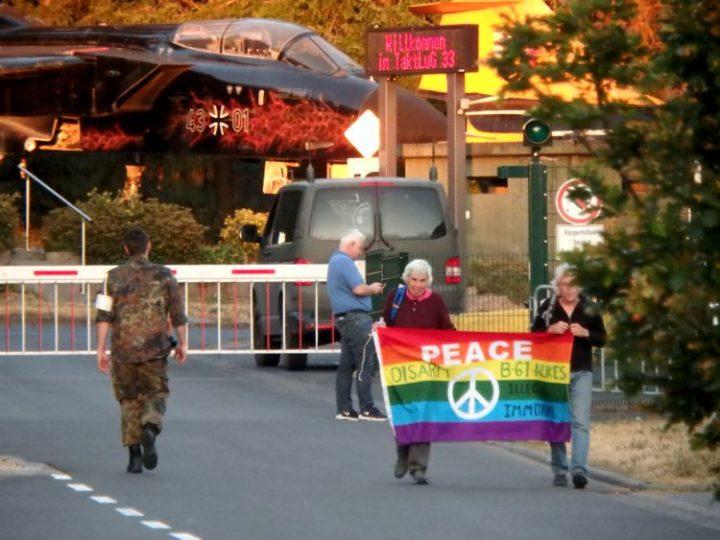 De la base aérea a la pradera de la paz I