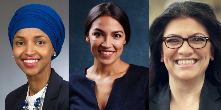 Three Antiwar Congress Members