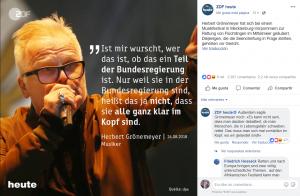 Herbert Grönemeyer: Behinderung von Seenotrettung ist ein Verbrechen