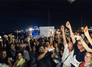 """Catania accoglie i migranti: """"Portiamo duecento arancini alla Diciotti"""""""