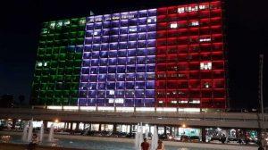 Tel Aviv. Condolencias desestimadas