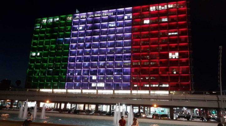 Tel Aviv. Condoglianze respinte