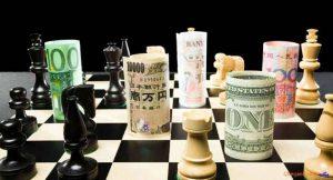 Kriegsgebiet Weltwirtschaft