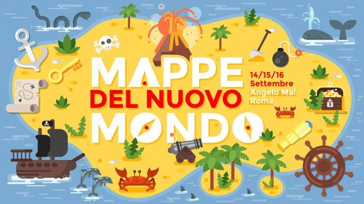 Mappe del nuovo mondo – festival corsaro