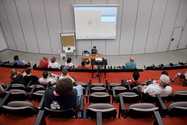 Al Congresso Europeo di Go a Pisa la conferenza internazionale sui giochi della mente