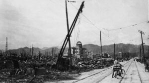 """Hiroshima: """"Deutsche Atomwaffenpolitik ist beschämend"""""""