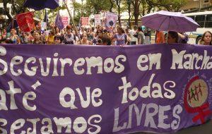 Aborto legal, seguro y gratuito: Maria Júlia Montero, Marcha Mundial de Mujeres (SP), en «Regional y Popular»: «Las argentinas nos inspiran para masificar la lucha en Brasil»