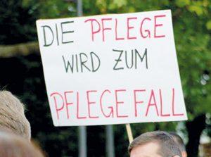 Der Pflegenotstand in Österreich…