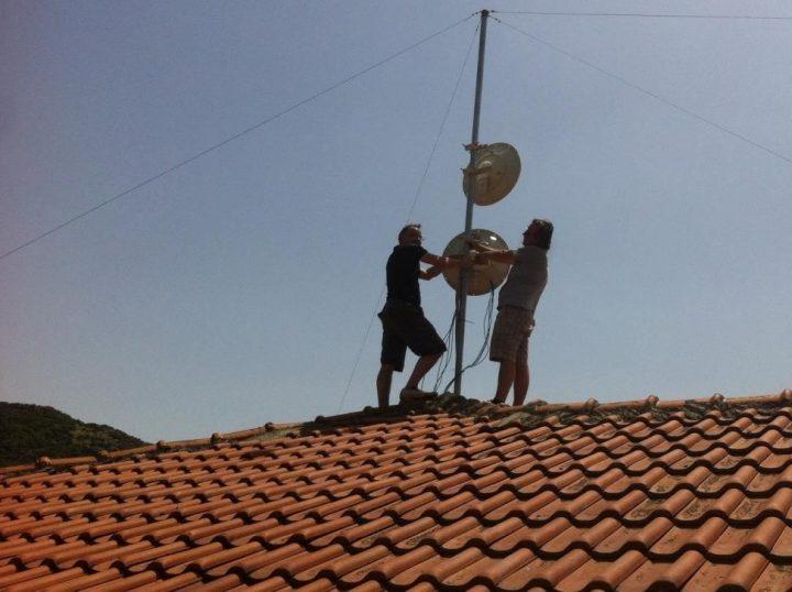 Δυο χωριά στα Ιωάννινα εγκαθιστούν κόμβους ασύρματου κοινοτικού δικτύου