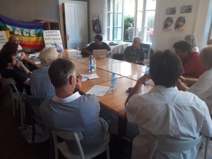 6 Agosto. La iniciativa en Trieste