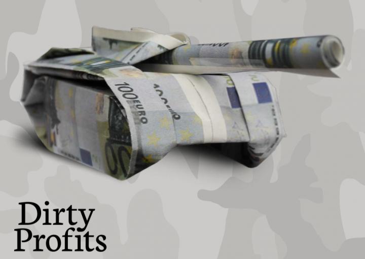 Deutsches Geld für Kriege im Nahen und Mittleren Osten