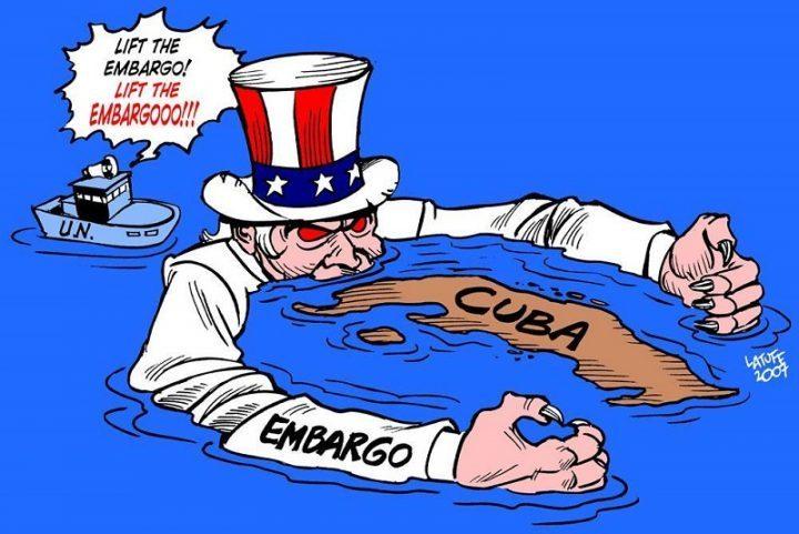 ¿Por qué EEUU mantiene el Bloqueo y no invade la Isla?