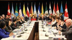 Il Gruppo Lima rifiuta qualsiasi intervento militare in Venezuela