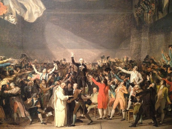 Il numero e la ragione: a proposito dell'abolizione del suffragio universale