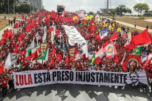 Lula incandidabile secondo la corte elettorale: il fronte pro-Lula va avanti, annunciate nuove mobilitazioni