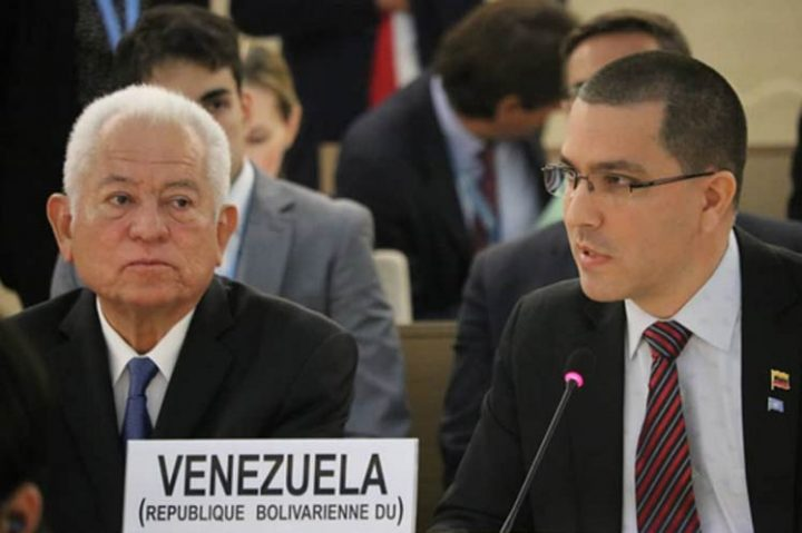 Venezuelan FM Denounces Economic Siege to UN Special Rapporteur