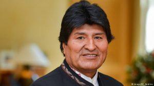 Evo Morales agradece a los chilenos que respaldan el reclamo boliviano