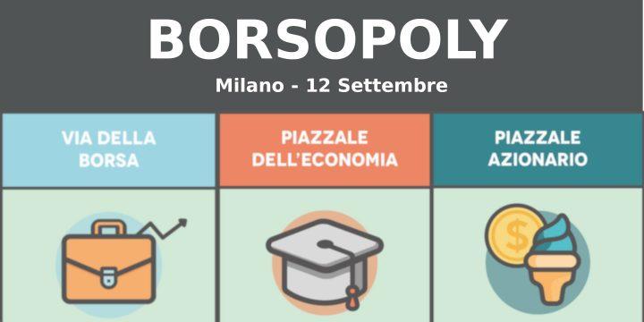 Borsopoly: il grande gioco della finanza a 10 anni dallo scoppio della crisi