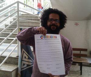 """O mandato deve estar a serviço das lutas populares"" – Professor Maykon Santos"
