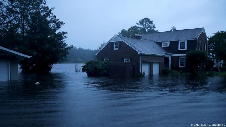 Hurricane Florence Blows Open Harsh Realities of American Inequality