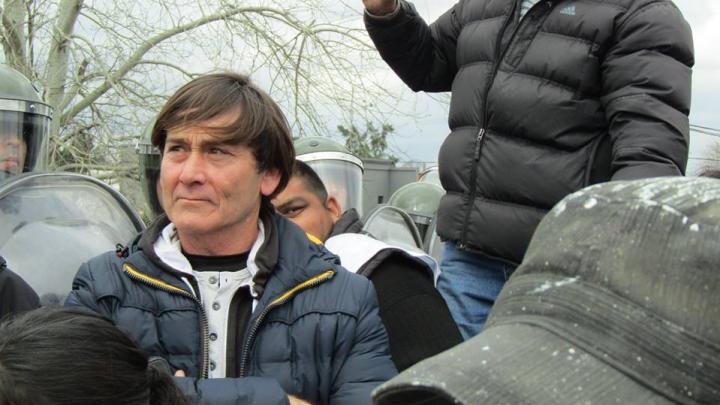 [Action nonviolente] Alejandro Roger : «Il ne faut jamais baisser les bras»