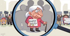 Chile: Los abuelos salen a las calles, lo que demandan y hacia dónde debiésemos crecer