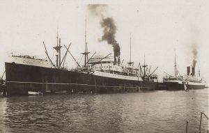 Valparaíso-bound: Neruda's ark