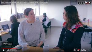 Beatriz Sánchez entrevista a María Paz Aedo sobre las Zonas de Sacrificio
