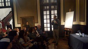 """Presentación del libro """"El Arte de Acompañar"""" (Herramientas y Prácticas para el acompañamiento personal y espiritual en Cuidados Paliativos), en Córdoba, Argentina"""