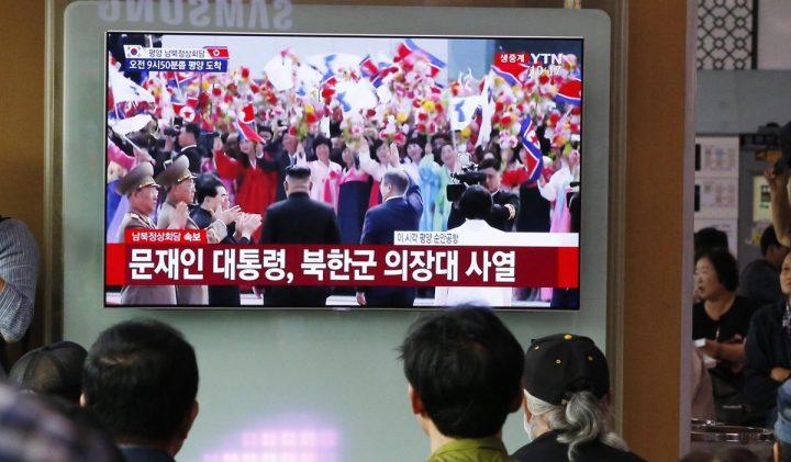 Coree: nuova intesa per il disarmo nucleare firmata dai due leaders