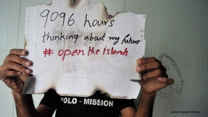 19 οργανώσεις για τα καμπ στα νησιά