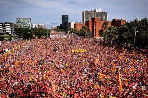 11 de Setembre 2018: Paraules d'Aamer Anwar, Ben Emmerson i Thomas Schulze a la Diada Nacional de Catalunya