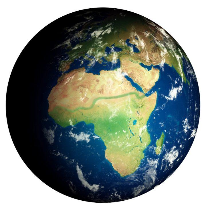 La Grande Muraglia Verde d'Africa