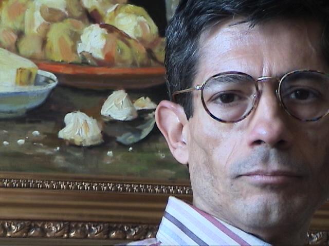 Conversación con el Autor Chileno Jorge Marchant Lazcano
