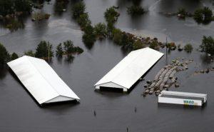 Tropical Storm Florence inundates toxic manure ponds, coal ash dumps in the Carolinas