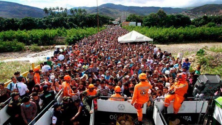 Prétexter une 'crise migratoire' pour envahir le Venezuela ?