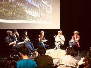Debat en suport de la cessió del 30% d'habitatge protegit en Barcelona