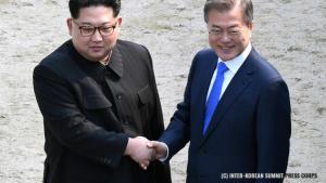 Συνάντηση υψηλού επιπέδου Κορέας: η δύναμη της διπλωματίας