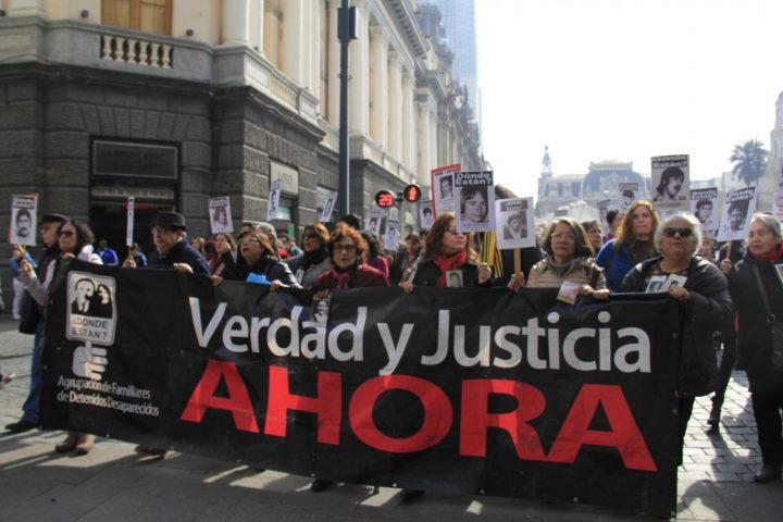 Antes de la paz, la justicia