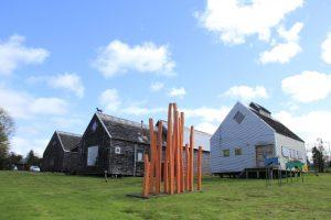 Museo de Arte Moderno de Chiloé, un museo vivo