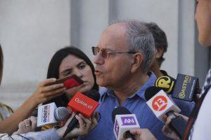 Hirsch: «para que nunca más en Chile»