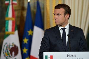 Macron, la grandeur vestita d'Europa