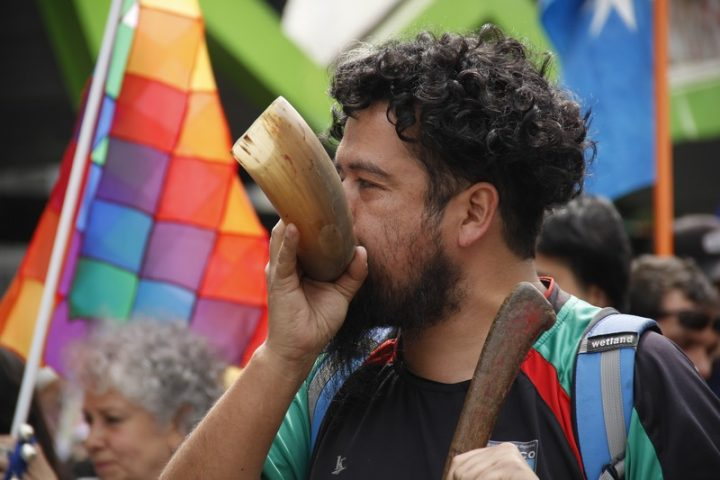 Ley de cuotas en la cosmovisión Mapuche