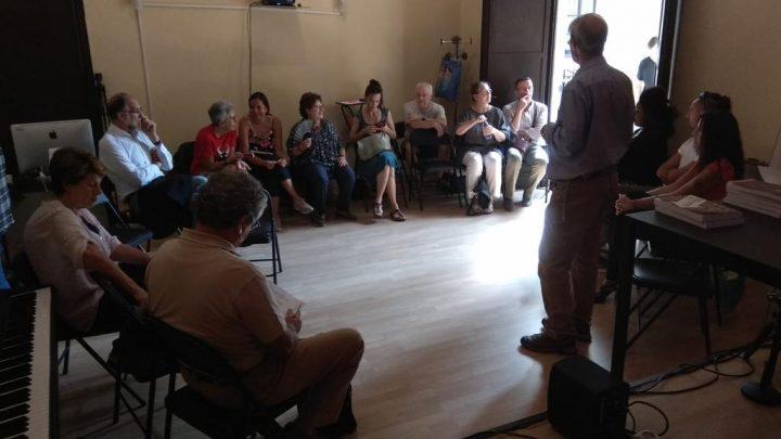 Seminario sobre periodismo humanista y social en Cremona