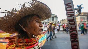Sentimientos de los pueblos originarios